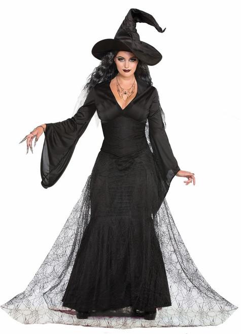 Black Mist Witch adult womens Halloween costume
