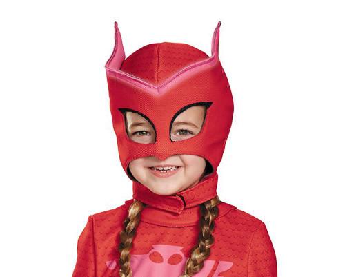 Owlette Deluxe Mask - PJ Masks Disney superhero kids girls Halloween costume mask