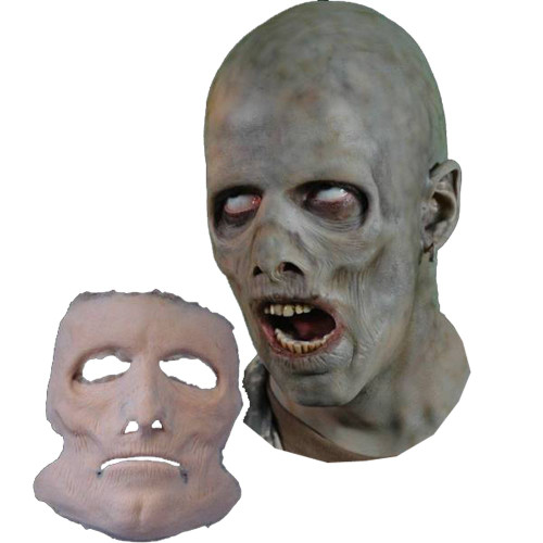 Jerky Undead FX Mask Foam Latex Prosthetic Professional Grade