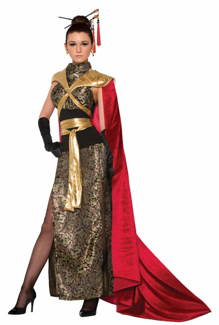 Dragon Empress Cape and Dress Standard Size
