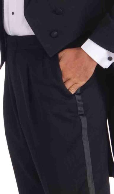 829987f76966 ... Vintage Hollywood Tuxedo adult mens Halloween Oscars Costume ...