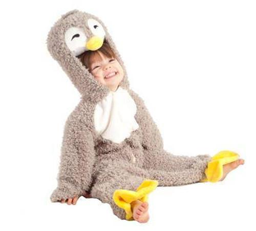 HAPPY PENGUIN animal arctic boys girls kids child halloween costume birthday XS