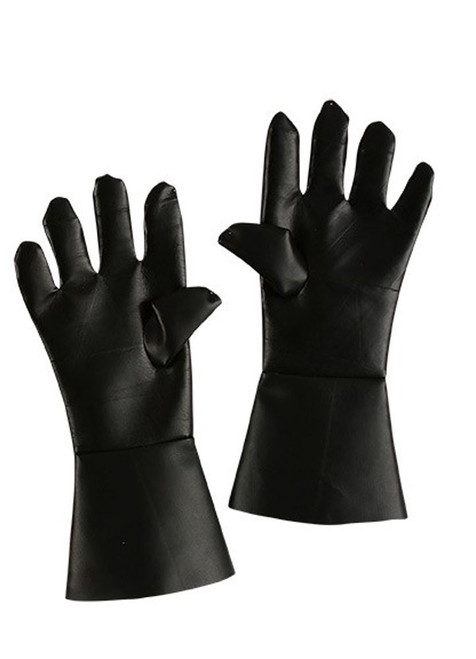 Hello Neighbor Black Gloves Hazmat Adult Halloween Costume