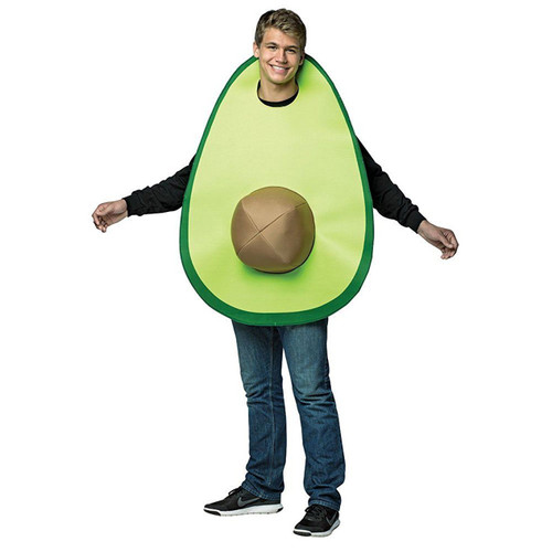 Avocada Costume Adult Rasta 6546