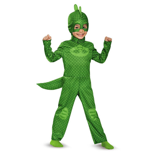 Gekko Classic Toddler Costume - PJ Masks