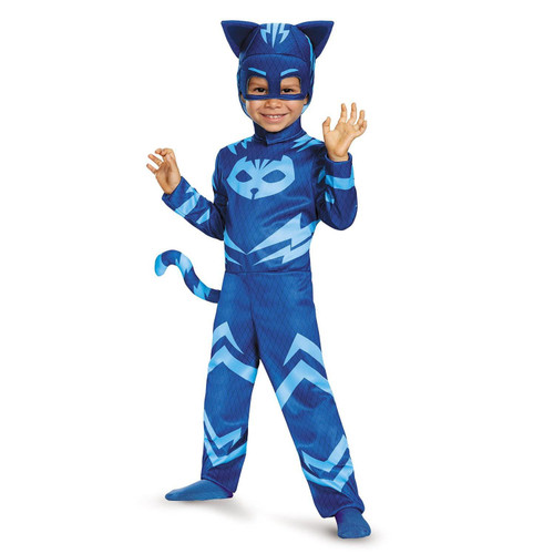 Catboy Classic Toddler Glow in the Dark Costume - PJ Masks