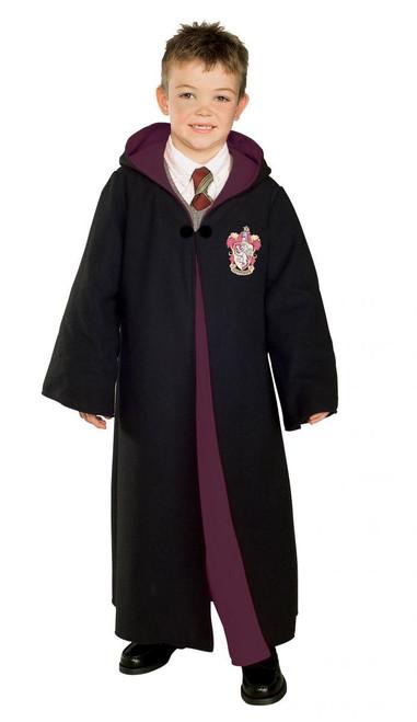 Deluxe Gryffindor Robe kids boys girls Harry Potter Halloween costume
