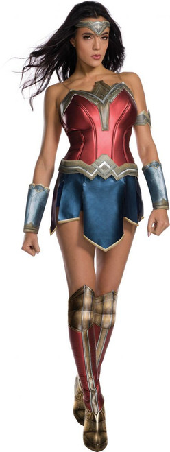 Wonder Woman movie adult womens Halloween costume set