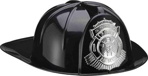 Adult Deluxe Fireman's Helmet
