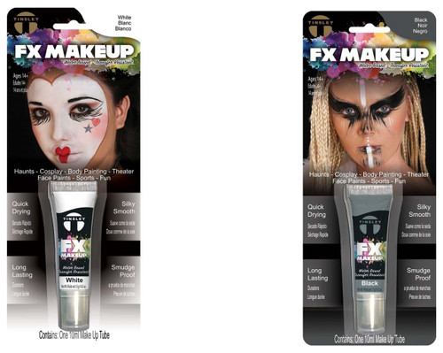 Water Based Face Paint FX Makeup Singles by Tinsley Transfers