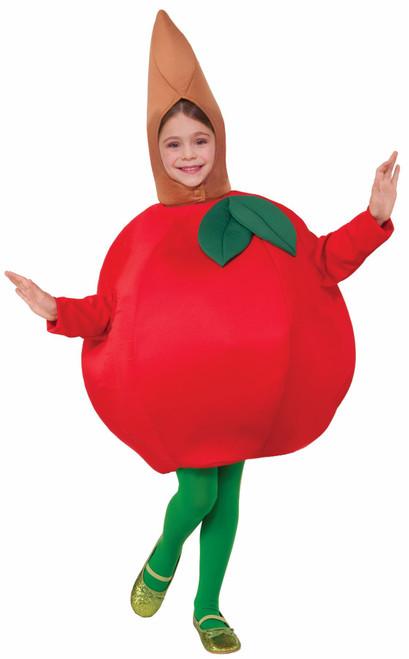 fruit food Apple kids girls boys unisex Halloween costume