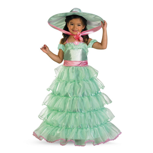 Southern Belle Classic Princess Kids girls costume dress Medium 3T-4T