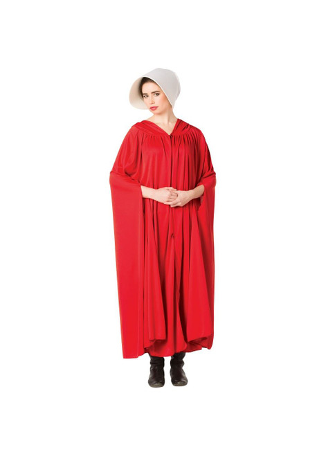 Red Handmaidens Fertility Cloak and Bonnet One Size Fits Most Adults