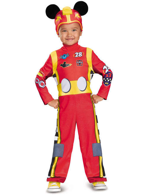 Mickey Roadster Classic Toddler