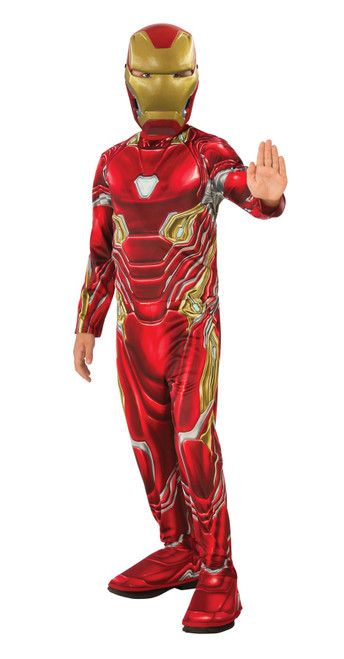 Kids Iron Man Infinity War Costume