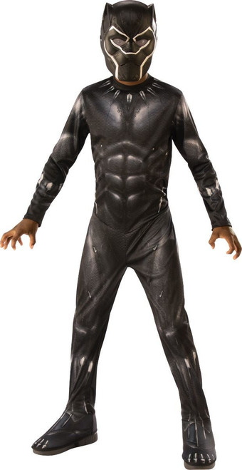 Kids Black Panther Movie Costume