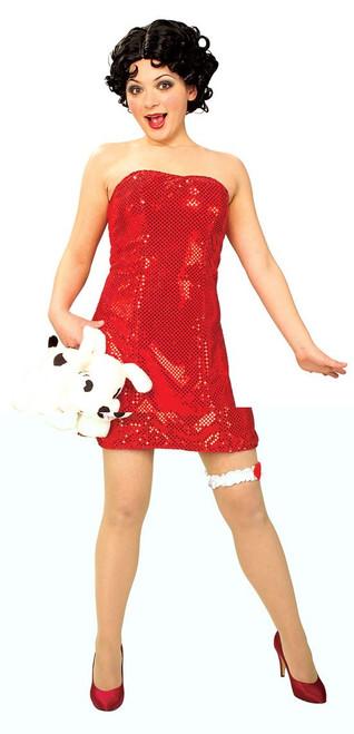 Betty Boop Sexy Womens Costume 888024