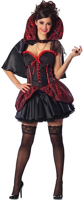 Vampiress Gothic Mistress Womens Costume