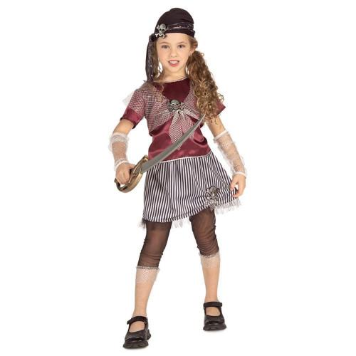 Pirate Queen Girls Costume 882900