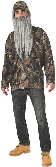 Duck Dynasty Hunter Forest Jacket Adult Mens Costume