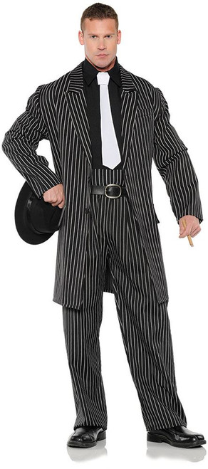 Adult Mens Wise Guy Gangster Costume