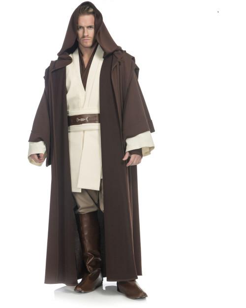 Prestige Star Wars Obi Wan Kenobi Adult Costume