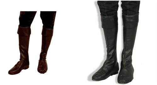 Pirate Boot Tops Adult Halloween Accessory