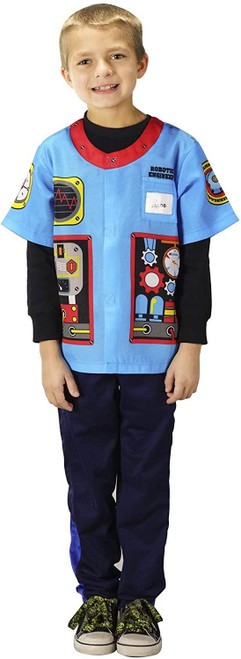 My 1st Career Gear Robotic Engineer Blue Ages 3-6