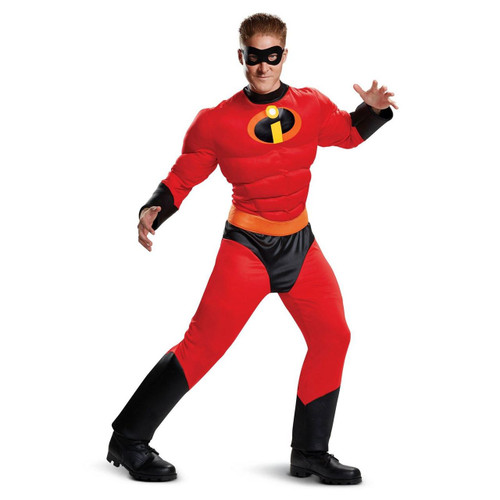 Incredibles 2 Mr. Incredible Classic Muscle Adult