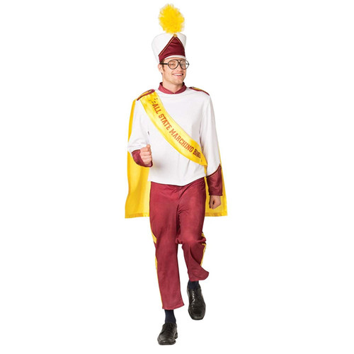 Marching Band Male Adult Costume