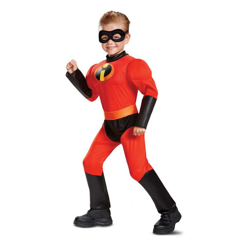 Incredibles 2 Dash Classic Muscle Toddler Costume