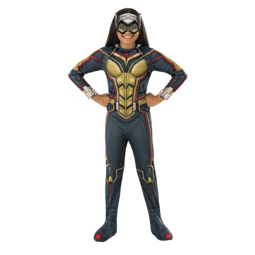 Marvel ant-man & the wasp girls wasp halloween costume