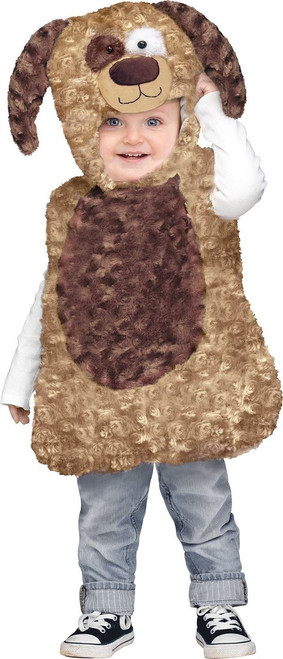 Cuddly Puppy Baby Toddler Costume 2T-4T