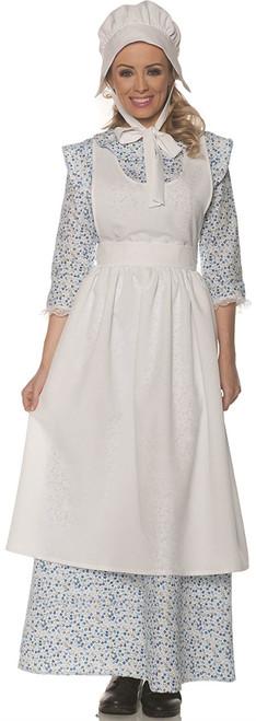 Underwraps Prairie Girl Womens Adult Pilgrim Costume Large