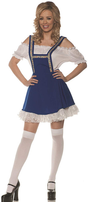 Underwraps Swiss Treat Womens Adult Oktoberfest Costume Medium