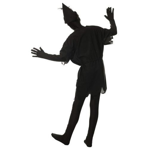 Peter pan shadow large child's halloween costume