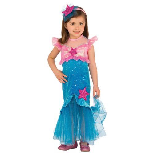 Mermaid Child's Halloween Costume