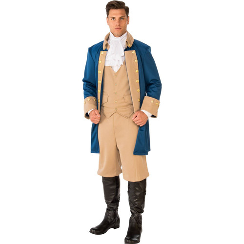 Mens Patriotic Man Halloween Costume - X-Large