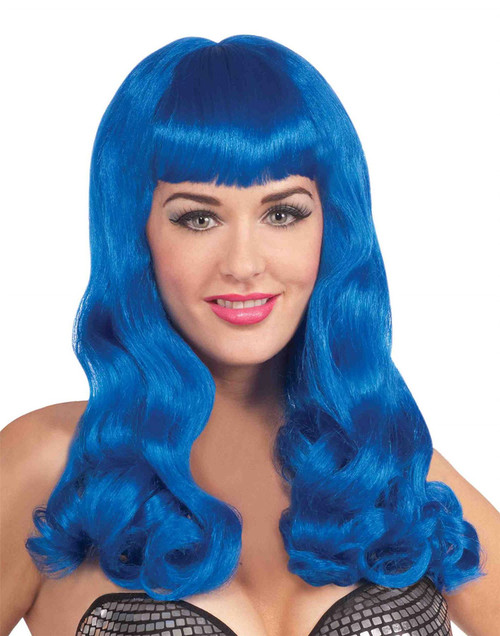 Sherry Berry Blue California Girl Wig