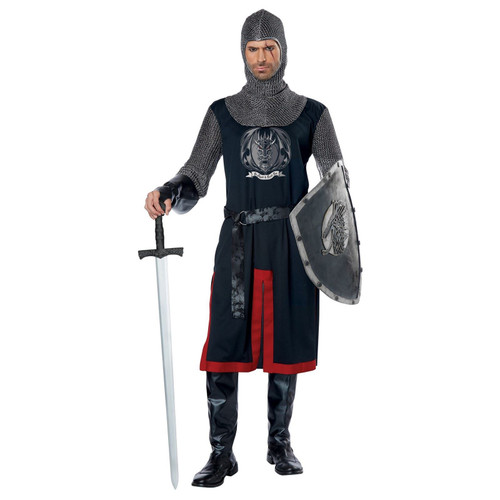 Dragon Knight Costume For Adults