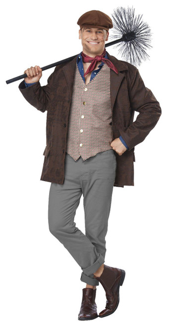 Bert the Chimney Sweep Mary Poppins Inspired Costume