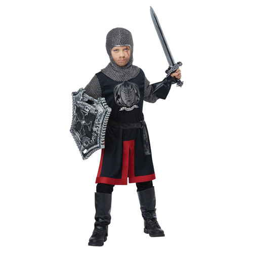 Child's Dragon Knight Halloween Costume