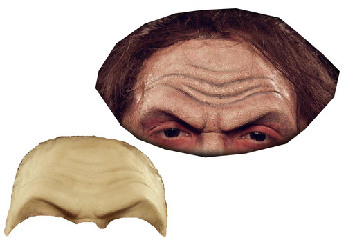 Demon Brow Foam Latex Prosthetic