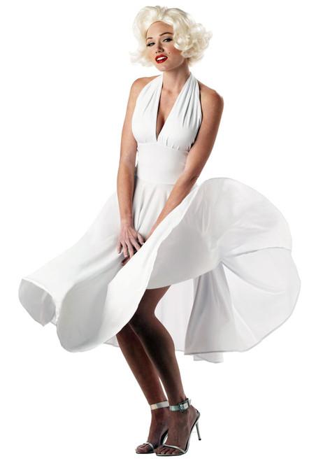 Marilyn Monroe Costume Dress