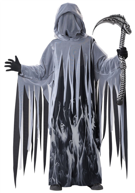 Soul Taker Grim Reaper Costume Child