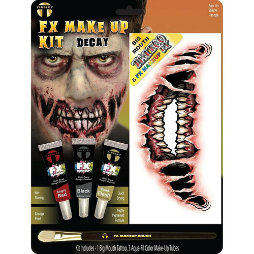 Zombie FX MAKEUP KITS
