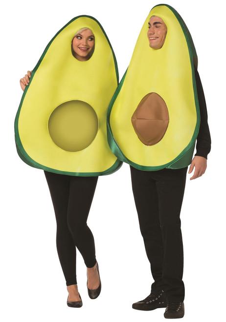 Rasta Imposta Avocado Couples Costume - One Size