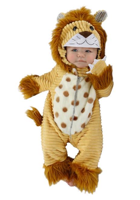 Safari Lion Baby Infant Costume