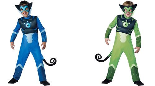 Wild Kratts Spider Monkey Muscle Costume
