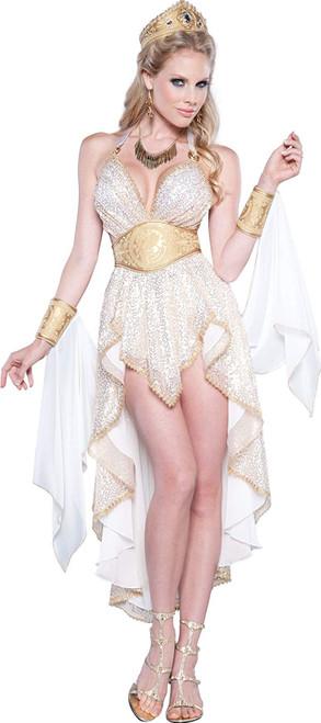 Adult Glamorous Goddess Sexy Costume